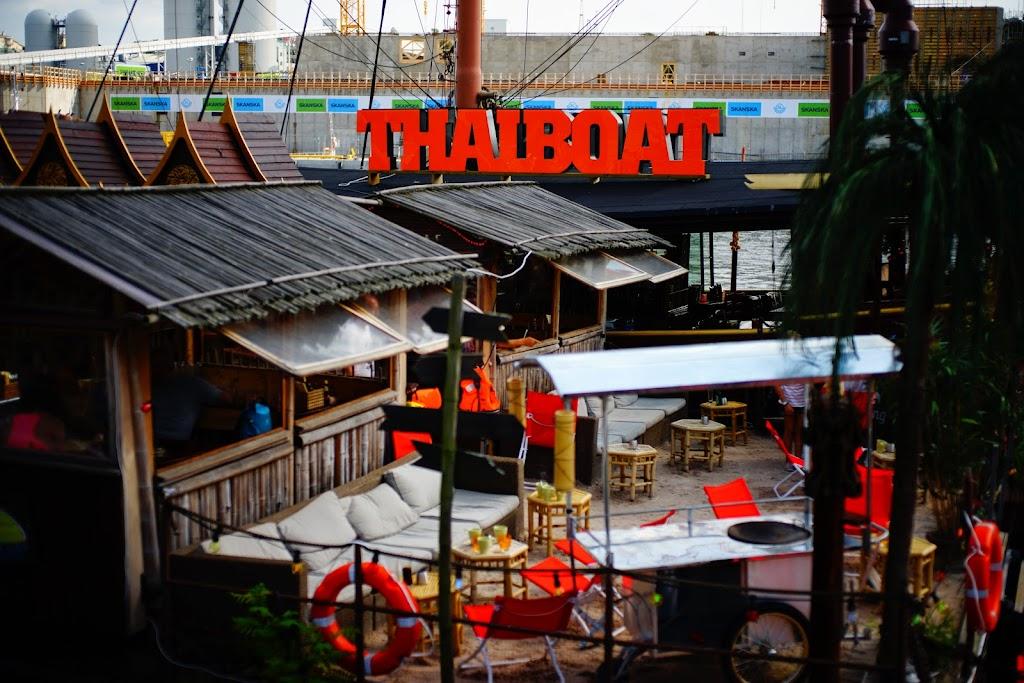 Stockholm Thaiboat