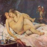 Picasso (obra erótica) Sleep