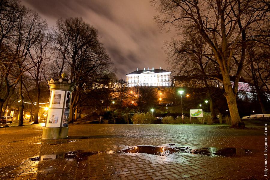 Вечерний Таллинн