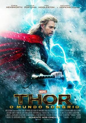 Filme Poster Thor: O Mundo SombrioTS XviD & RMVB Dublado