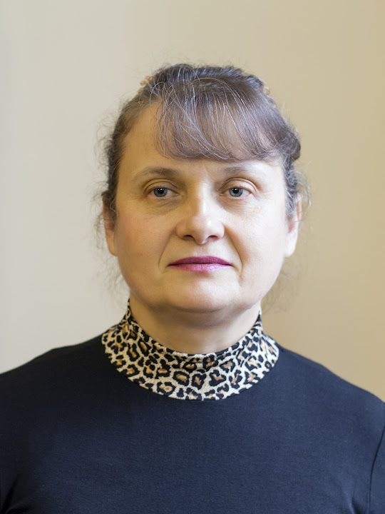 Ludmila V. Matviuk - Associated professor, Candidate of science