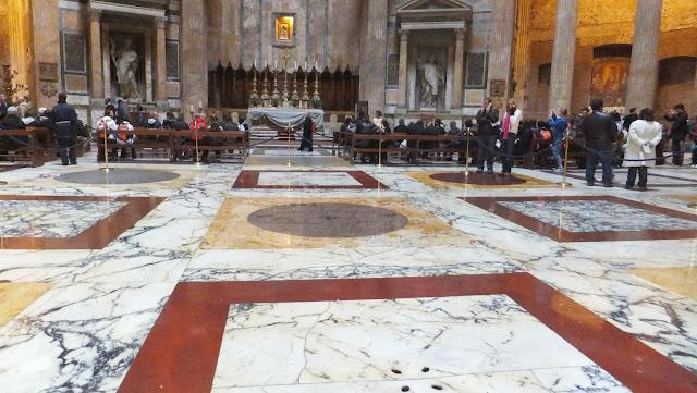 Panteón de Agripa, Plaza de la Rotonda, Roma, Elisa N, Blog de Viajes Argentina, Lifestyle
