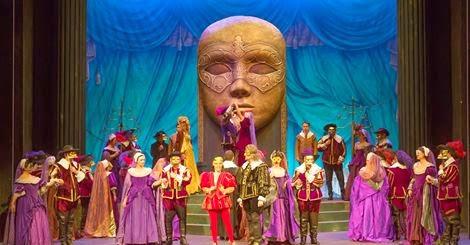 Verdi: Un baile de máscaras