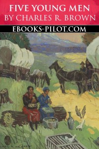Cover of Five Young Men