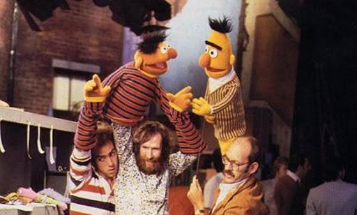 """Jim Henson fue """"Ernie"""" (Epi en España) hasta su muerte"""