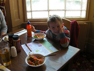 happy luncher, harvester all-you-can-eat eastern road portsmouth