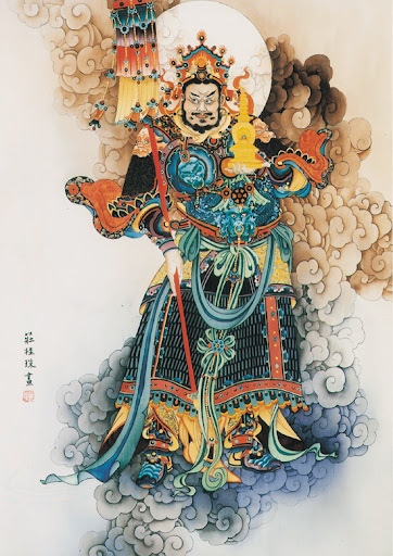 ly1610 4 114 Mantra Vaisravana – 北方多聞天王咒