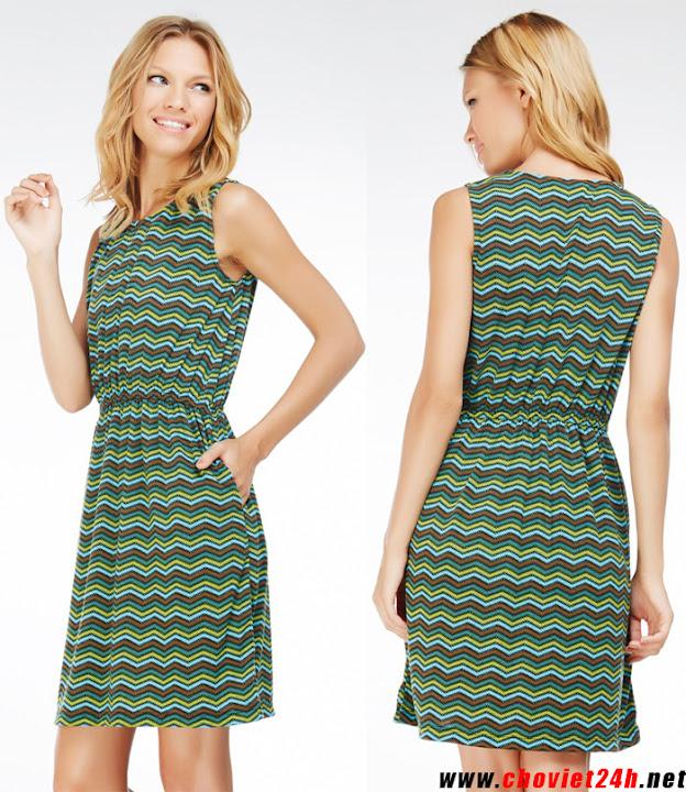 Váy thời trang Sophie Paris Zaneta