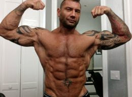 Dave Batista MMA Fighter Version , Fighting for Real