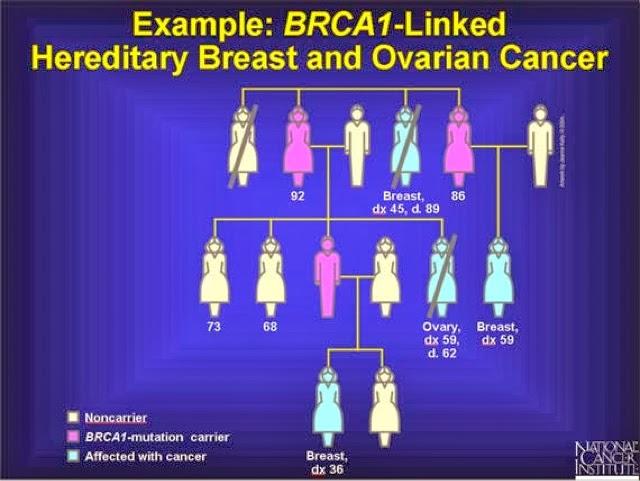 Be Brave Genetic Testing