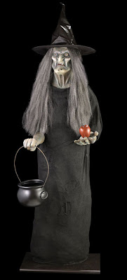Granny Apple Witch
