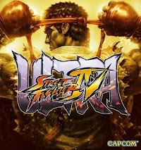 Jaquette de Ultra Street Fighter IV