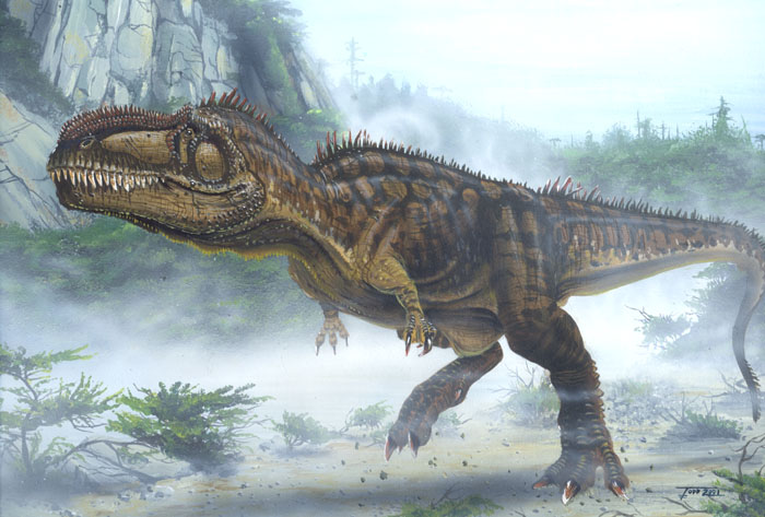 Кархародонтозавриды