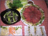 Cách làm thịt đà điểu nhúng dấm