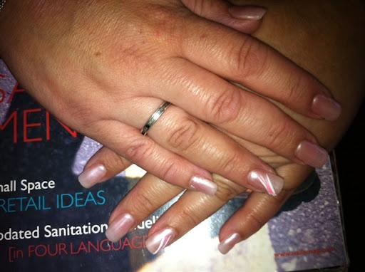 just manicure
