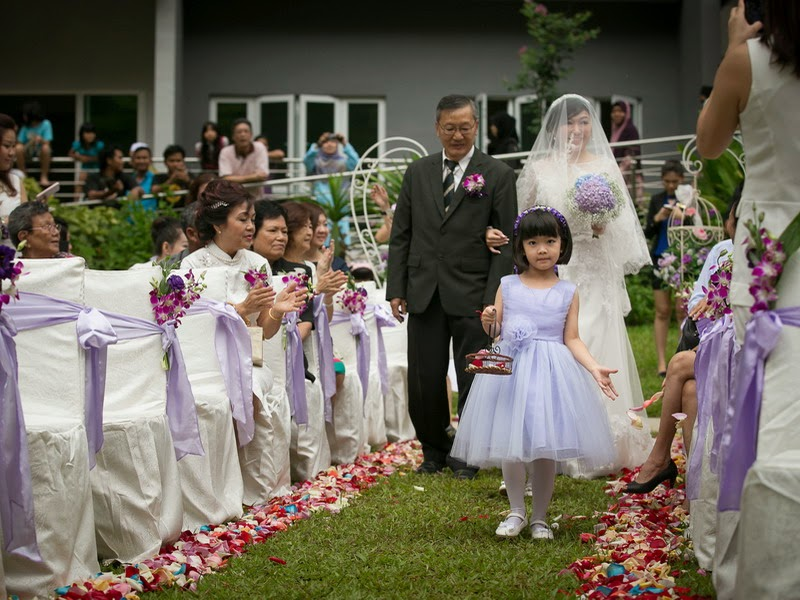 garden wedding Ipoh
