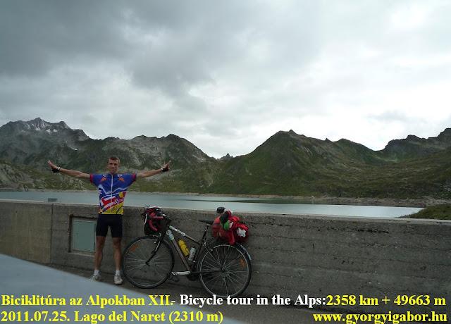 Alps Alpok Alpen , Lago di Naret -  Györgyi Gábor 2011