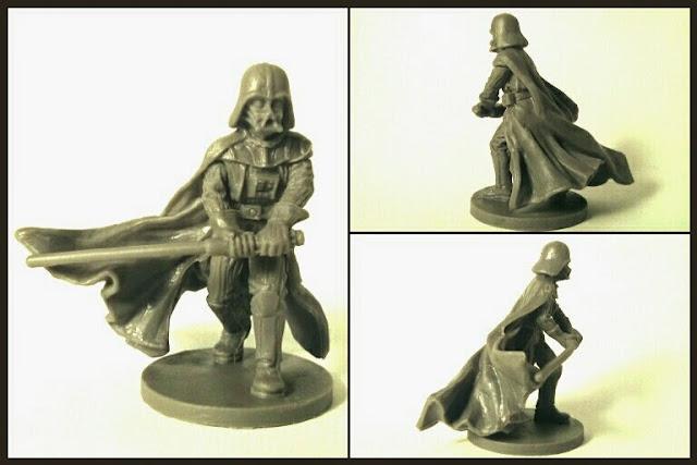 DARTH VADER de Imperial Assault