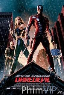 Hiệp Sĩ Mù - Daredevil Marvel poster
