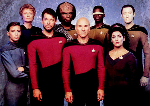 a space opera star trek next generation Watch star trek: the next generation - season 5, episode 8 - unification (2): stardate: 452458 picard and data find spock and discover the reason behind the secret meetings however, a darker sch.