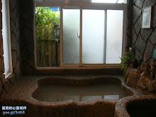 關子嶺景大渡假莊園的湯屋造景