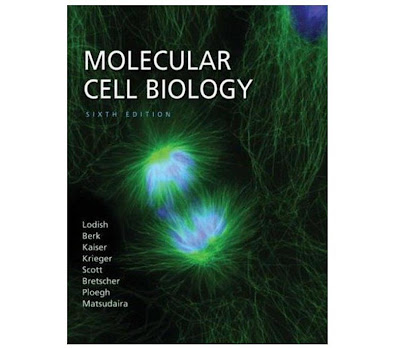 Harvey Lodisch, W.H. Freeman - Molecular cell biology