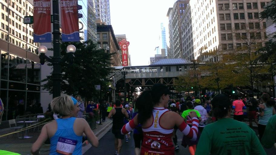 IMAG6888 My Chicago Marathon Recap   #TeamDannyDid