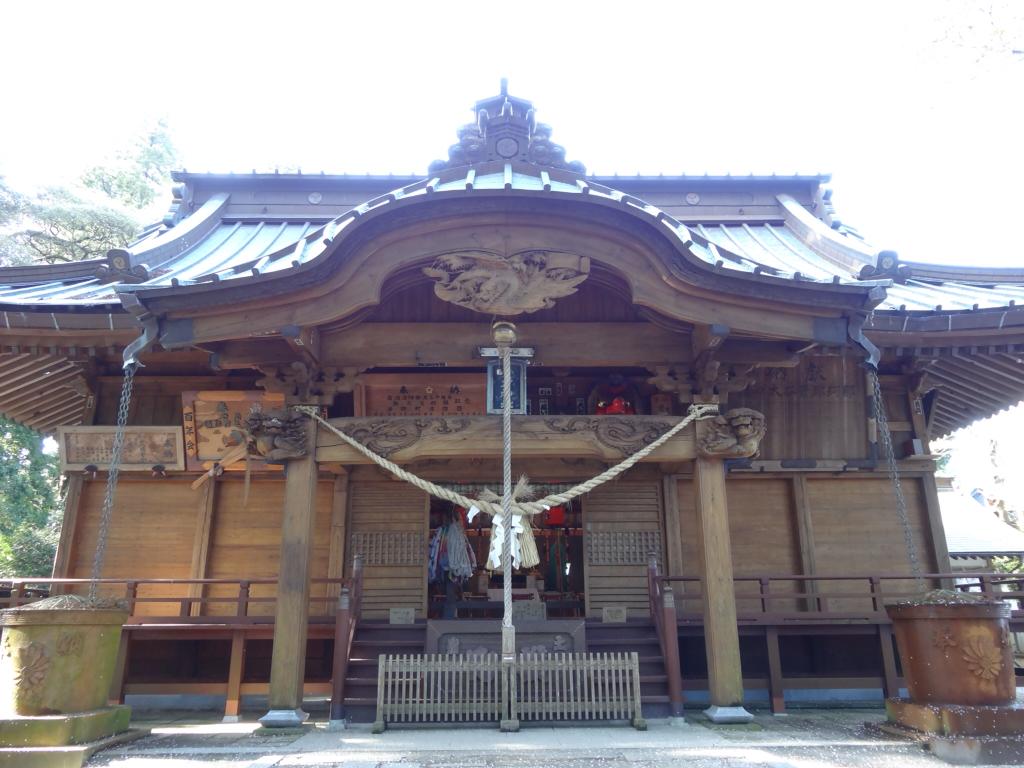 いざ、神社!!: 愛宕神社・飯綱神社(笠間市)