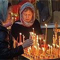 Радоница – день молитвы и милостыни