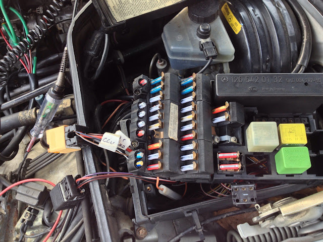 How To Remove W126 Fuse Box   27 Wiring Diagram Images