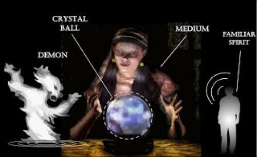 Psychics And Mediums Explained