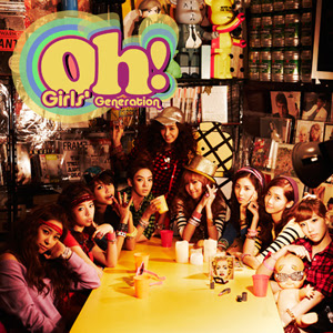 Girls' Generation – Oh! Lyrics