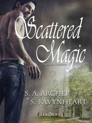 Kelly Reviews: Scattered Magic by S.A. Archer & S. Ravynheart