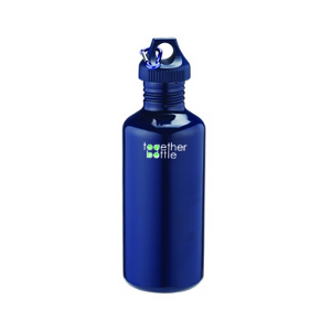 Stainless Steel Water Bottle Together Bottle: 40 Oz