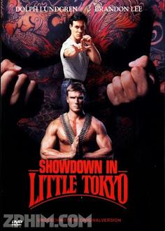 Trận Chiến Ở Tiểu Đông Kinh - Showdown in Little Tokyo (1991) Poster
