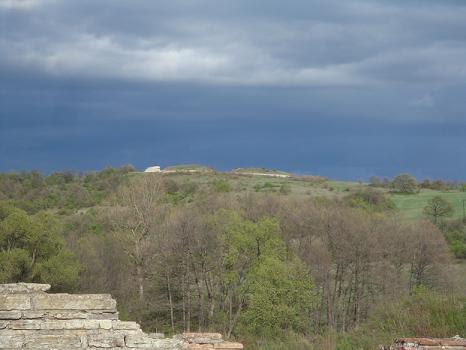 Курганы горы Магура, захоронение римских императоров