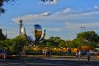 Paisaje urbano en Buenos Aires
