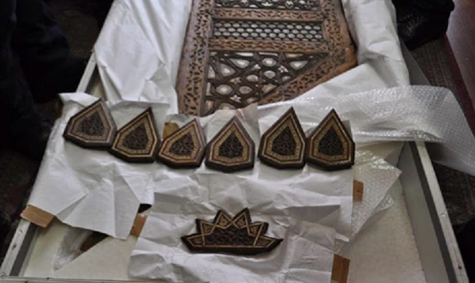 Heritage: Islamic, pharaonic items returned to Egypt
