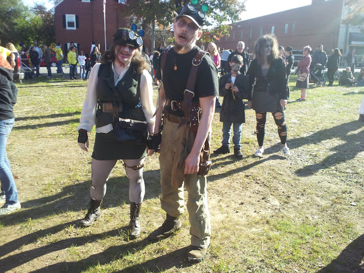 Steampunk Zombies
