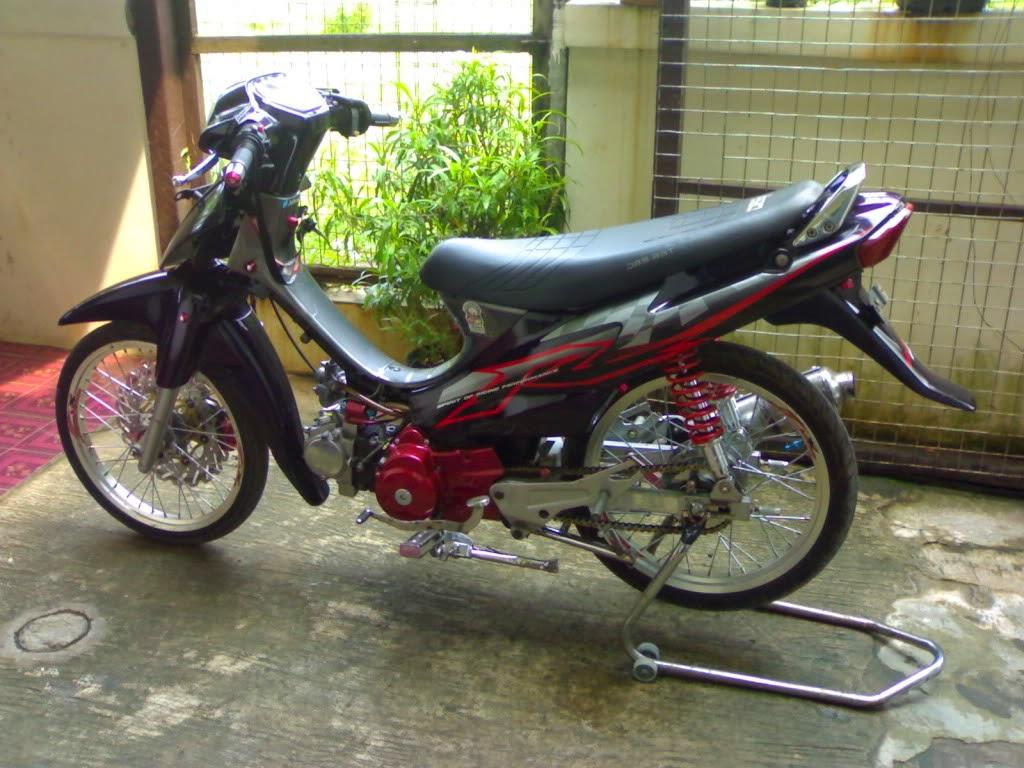 92 Foto Modifikasi Motor Yamaha Crypton TeaModifikasi