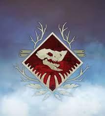 Wild frontier champion  badge