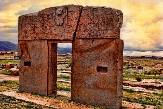 Historia de las civilizaciones la puerta del sol de for Puerta del sol historia