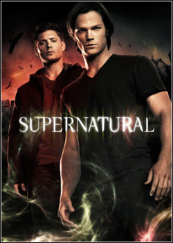 Supernatural 8ª Temporada Legendado – AVI + RMVB