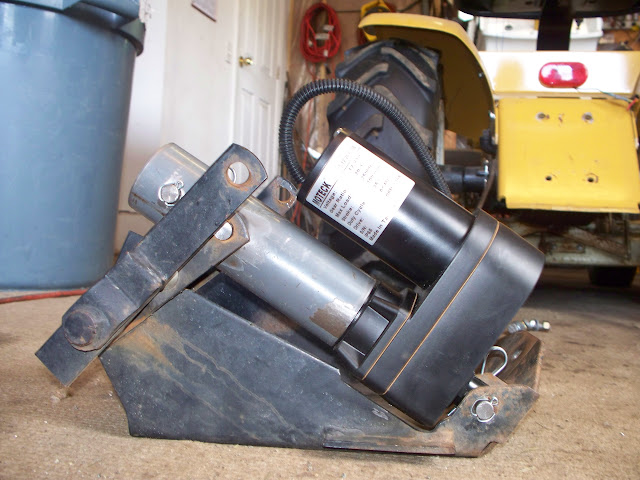 Sears Suburban Electric 3pt Hitch Update Mytractorforum