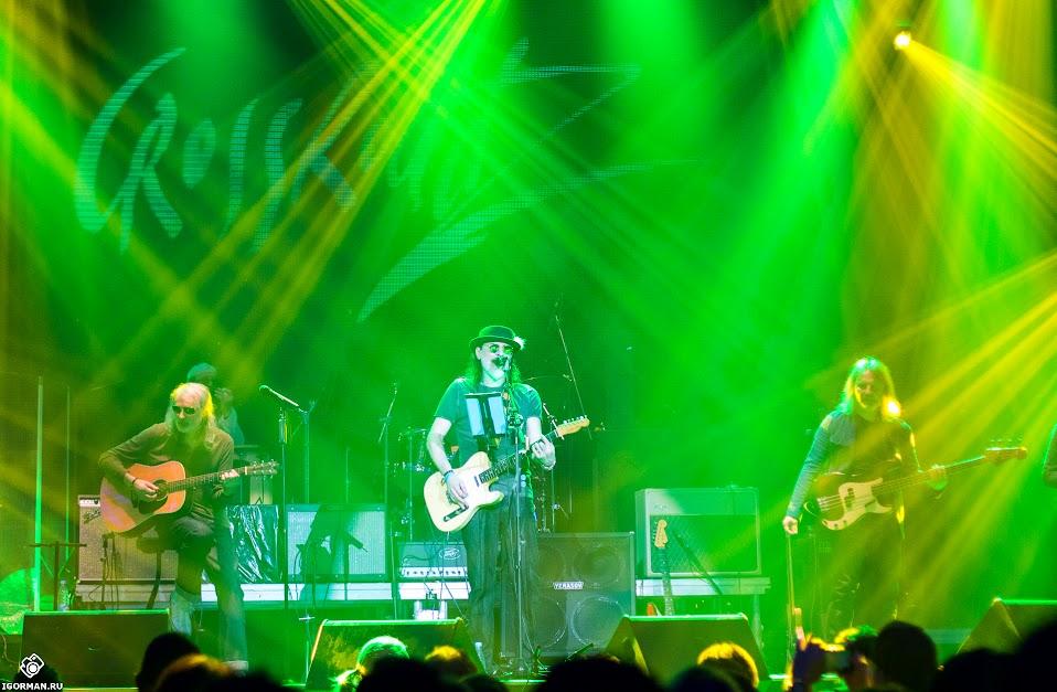 CrossroadZ 25 лет - юбилейный концерт в Известия Hall, 21.05.2015