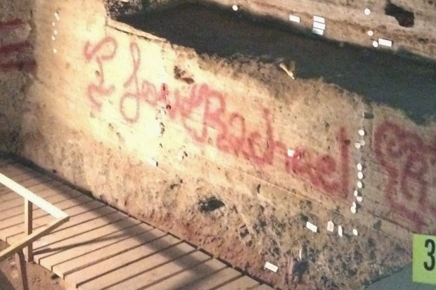North America: Feds investigate graffiti at historic Nevada cave