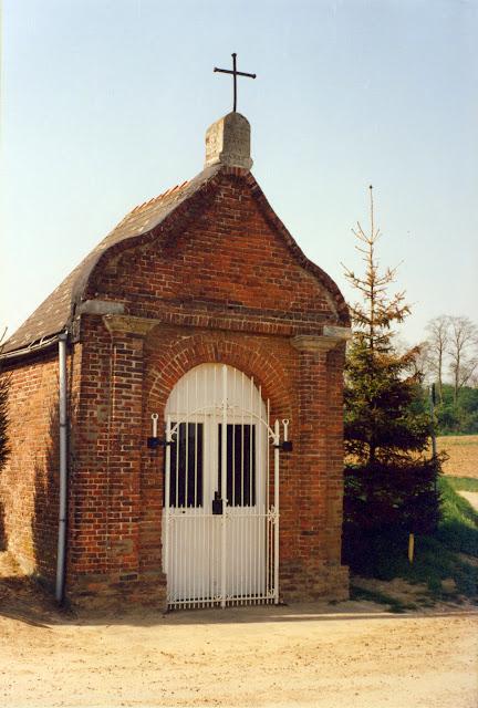 Figuur 17: De Sint-Barbarakapel uit 1836-37.