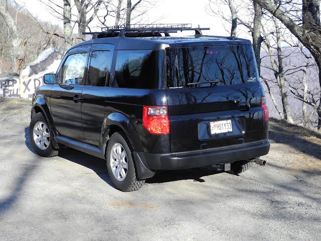 FS:2006 EX alloy wheels plus General Grabber At2s (4) - Honda Element Owners Club Forum