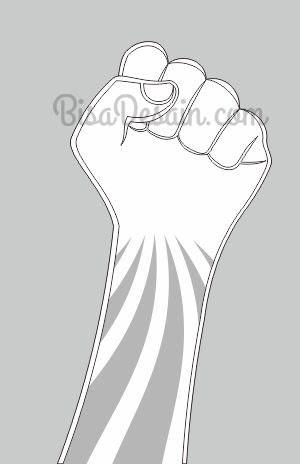 07. Membuat Tangan Dengan Corel Draw