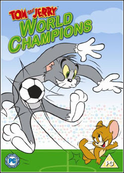 5 Tom & Jerry: Campeões do Mundo Dublado
